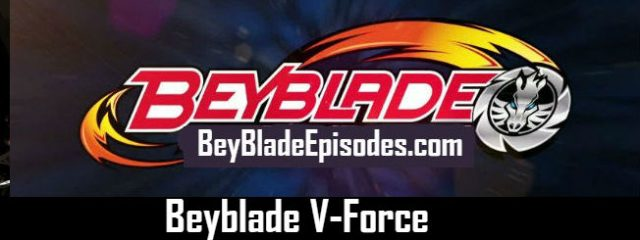 Beyblade V-Force English Dubbed Watch Online